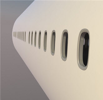 Aircraft Windows Parts